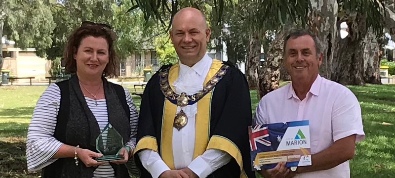 HCBA Marie Mayor Keith Australia Day 2021