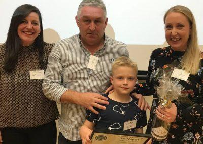 Hallett Cove Business Association Award Customer Service runner up Megs Makes