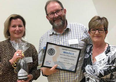 Hallett Cove Business Association Award Dining winner The Local Coffee Shop