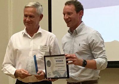 Hallett Cove Business Association Award Professionals Services winner Conveyencing